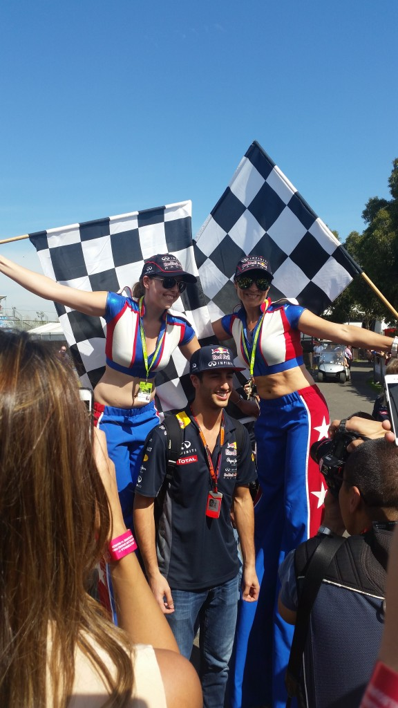 Grid Girls and