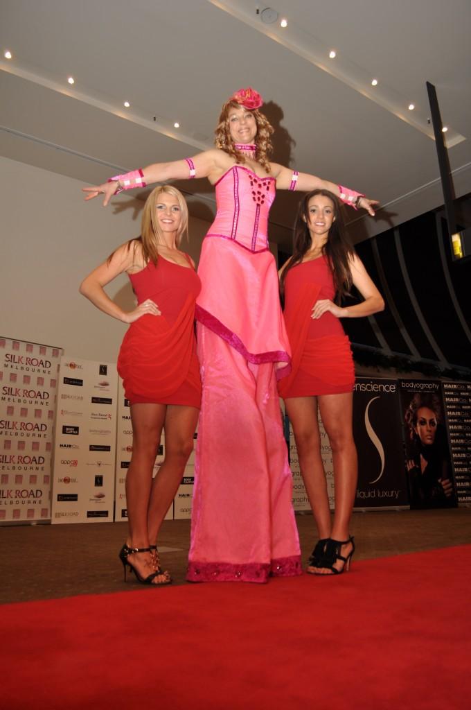 Pink Lady Red Carpet